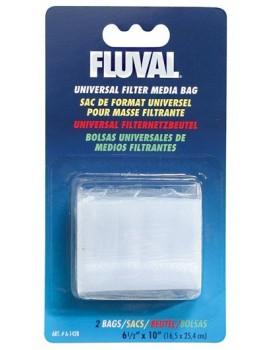 FLUVAL BOLSA UNIVERSAL  2 UND. 16.5 CM X 25.4 CM