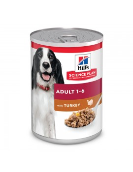 HILLS Canine Adulto Pavo 370g