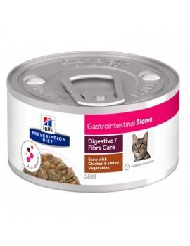 HILLS Feline Gastrointestinal Biome Estofado Pollo 85g