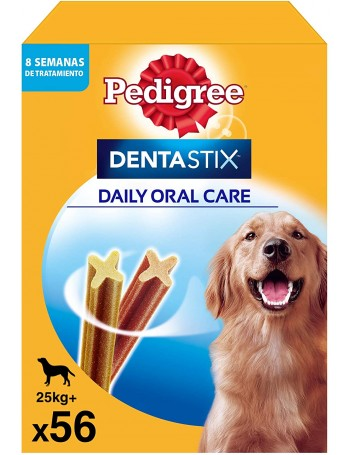 PEDIGREE DENTASTIX GRANDE PACK 56 BARRITAS