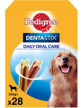 PEDIGREE DENTASTIX GRANDE PACK 28 BARRITAS