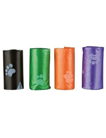 TRIXIE 4 Rollos de 20 Bolsas basura L