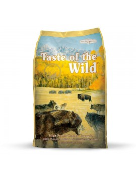 TASTE OF THE WILD HihgPrairie 12,2 kg con Bisonte