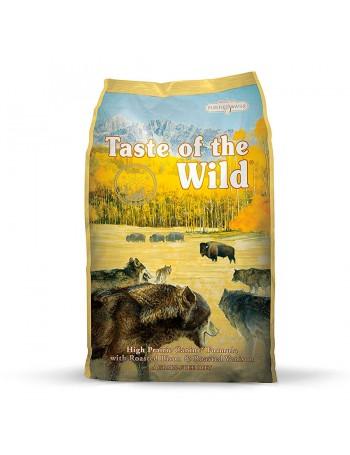 TASTE OF THE WILD HihgPrairie 12,2 kg con Bisonte