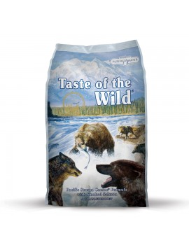 TASTE OF THE WILD Pacific Stream 2 kg con Salmón