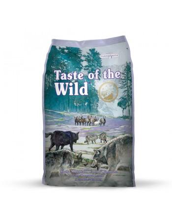 TASTE OF THE WILD Sierra Mountain 12,2 kg con Cordero