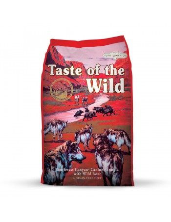 TASTE OF THE WILD Southwest Canyon 6 kg con Jabalí