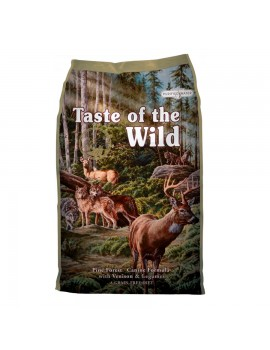 TASTE OF THE WILD Pine Forest 12,2 kg con Venado