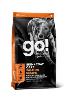 GO! SENSITIVITY +SHINE PERRO 11,3KG SALMON