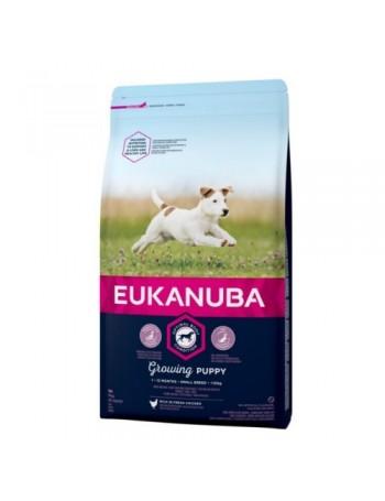 EUKANUBA Puppy Small 3Kg