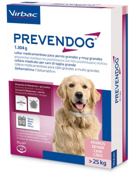 COLLAR PREVENDOG 60 CM PACK 2 COLLARES