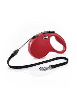 FLEXI New Classic Cordón 5m Rojo Talla S