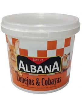 ALBANA Conejos y Cobayas 5,5 l