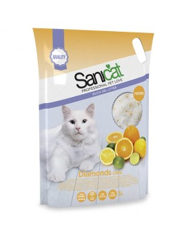 SANICAT Sílice Citrus 5 L