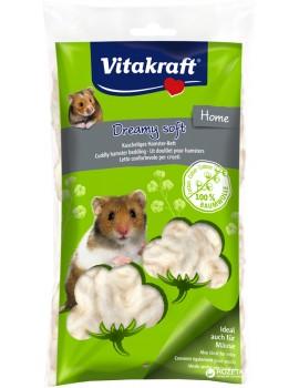 VITAKRAFT Cama Algodón Hamsters y Ratones