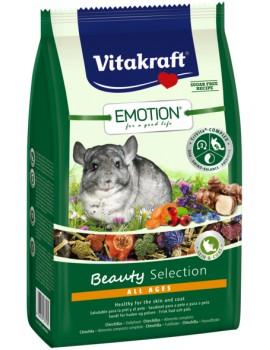 VITAKRAFT Emotion Beauty Selection Chinchilla 600g