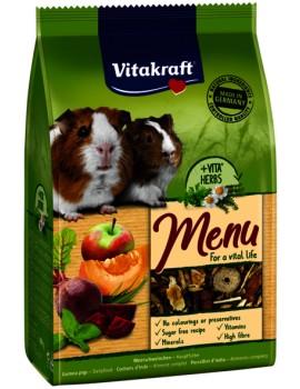 VITAKRAFT Menú Premium Vital Cobayas 3 kg