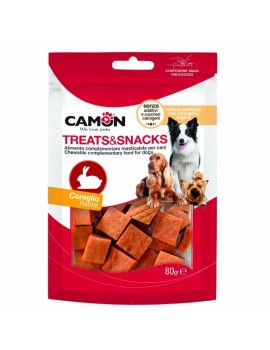 CAMON Treat & Snacks Tacos de Conejo 80g
