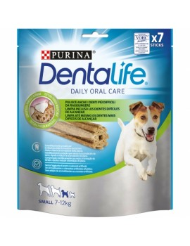 PURINA Dentalife Maxi Pack Small 7-12kg 7 unidades