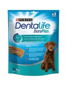 PURINA Dentalife DuraPlus Large 25-40kg 3 unidades