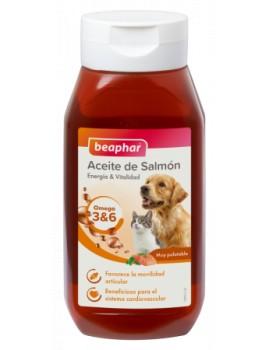 BEAPHAR Aceite de Salmón 430ml