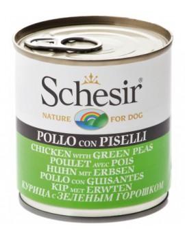 SCHESIR Pollo con Guisantes 285g