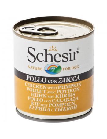 SCHESIR Pollo con Calabaza 285g