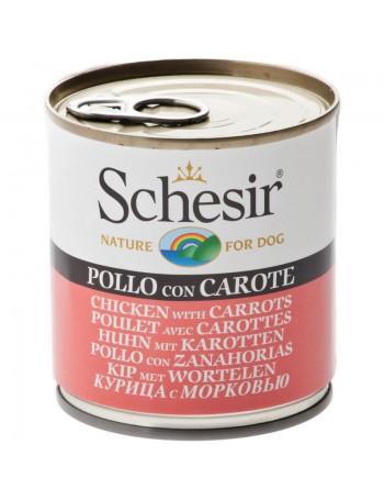 SCHESIR Pollo con Zanahoria 285g