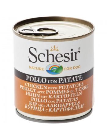 SCHESIR Pollo con Patatas 285g