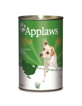 APPLAWS Pavo, pollo y verduras 400g
