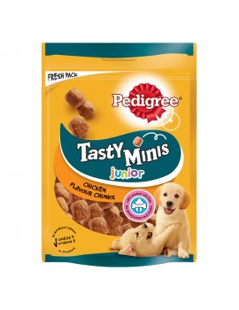 PEDIGREE Tasty Minis Junior 125g