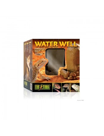 TIENDA ANIMALIA EXOTERRA BEBEDERO WATER WELL 250ML