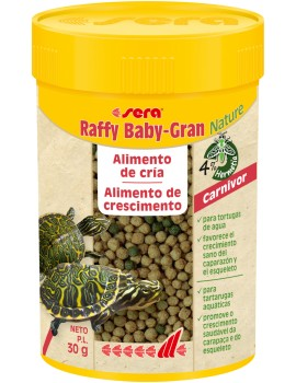 SERA Raffy Baby-Gran Nature 100ml