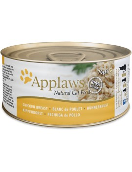 APPLAWS Gelatina Pechuga Pollo 70g