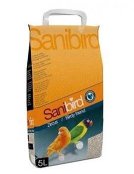 SANIBIRD Arena Jaula Zircus 5 litros