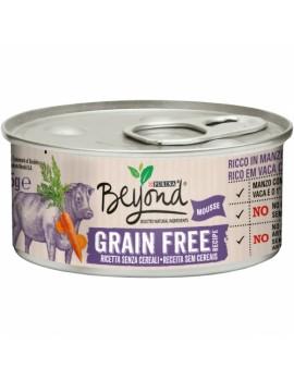 Purina Beyond Gato Grain Free Buey 85g