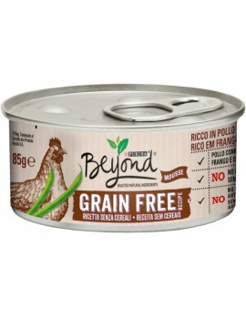 Purina Beyond Gato Grain Free Pollo 85g