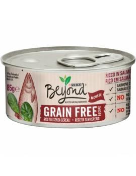 Purina Beyond Gato Grain Free Salmón 85g