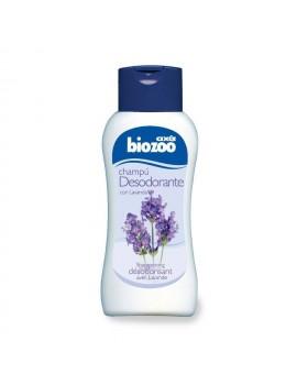 BIOZOO Champú Desodorante con Lavanda 250ml