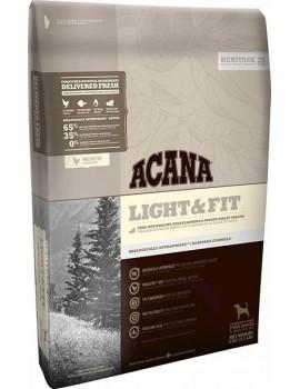 ACANA Light & fit Pollo y Pavo 11,4 Kg