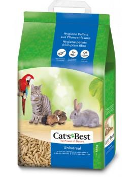 CATS BEST Cama Vegetal 10l