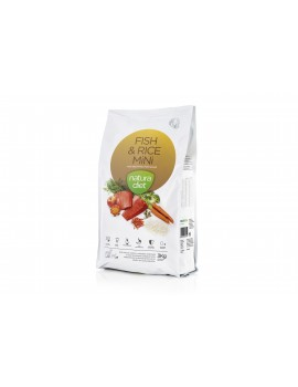 NATURA DIET FISH AND RICE MINI 500GR