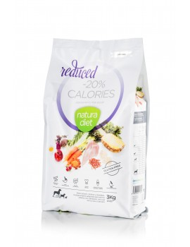 NATURA DIET Reduced Calories -20% 3kg