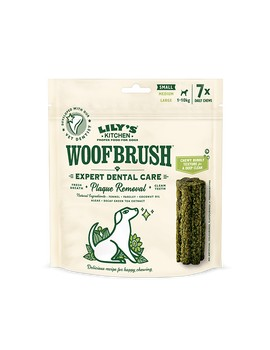 LILY'S KITCHEN Woofbrush Small 1-10kg 7 unidades