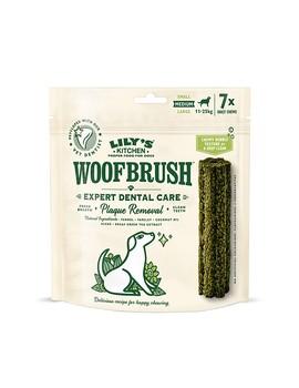 LILY'S KITCHEN Woofbrush Medium 11-25kg 7 unidades