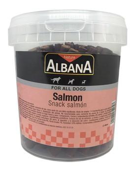 ALBANA Barritas Salmón 600g