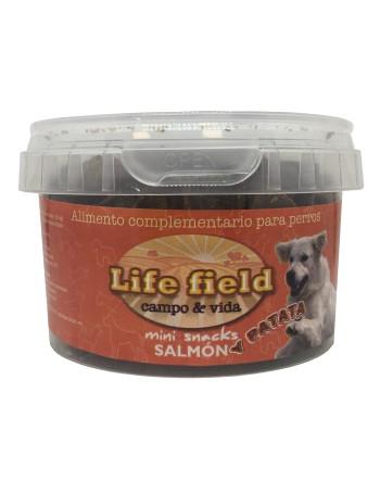 Mini Snacks Salmon 140 gr