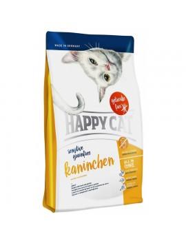 HAPPY CAT Grain Free Kaninchen (Conejo) 4kg