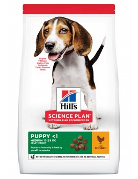 HILLS Canine Puppy 2,5kg