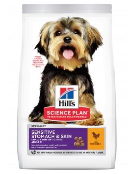 HILLS Canine Sensitive Stomach Small & Mini 1,5Kg